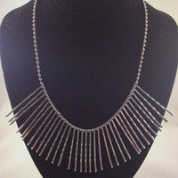 Shop-Savage — Bobby Pin Necklace