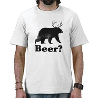 Beer? Shirt from Zazzle.com