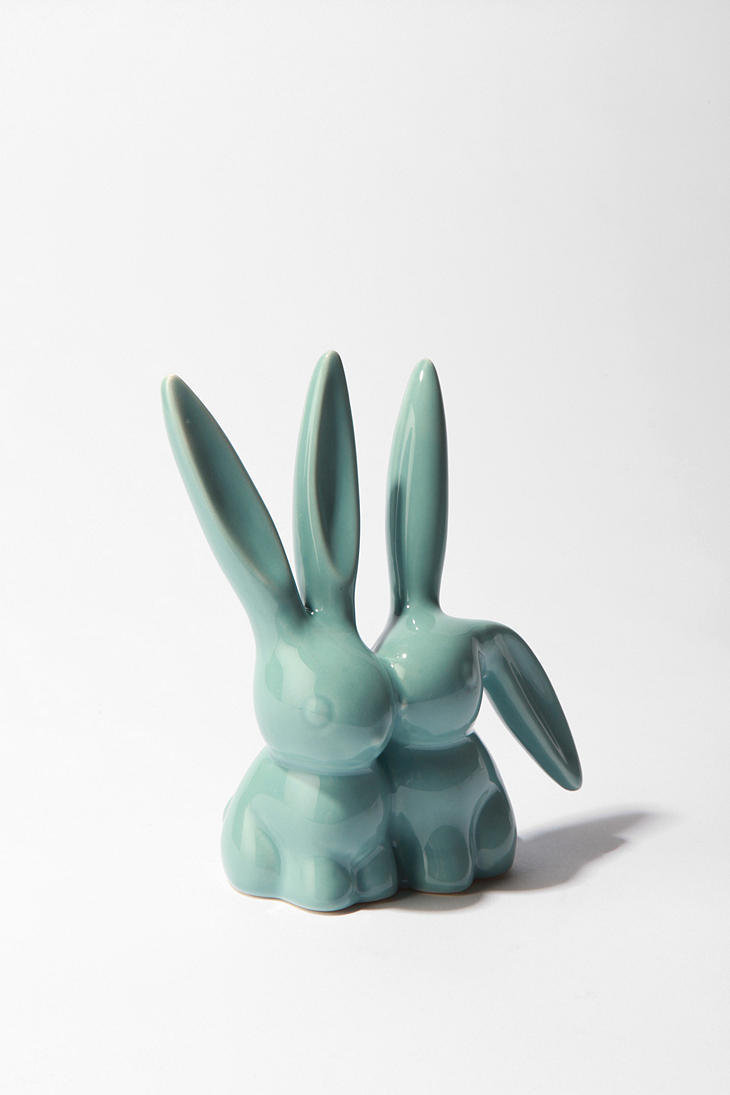 Love Bunnies Ring Holder