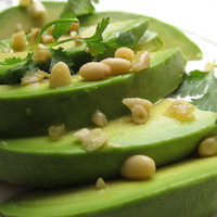 Avocado Salad with Ginger and Peanuts - Mark Bittman