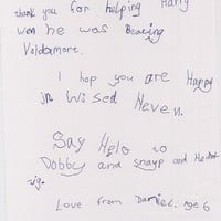 Harry the Boy Who Lived / Potter's Diaries, THIS IS SO CUTE <3