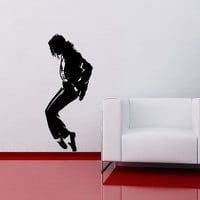 Michael Jackson wall sticker decal