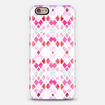 Geo Diamonds iPhone 6 case by Sandra Arduini | Casetify