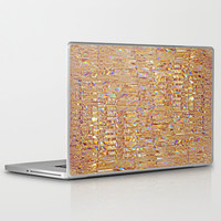 To Love Beauty Is To See Light II (Crystal Prism Abstract) Laptop & iPad Skin by soaring anchor designs ⚓ | Society6