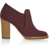 Isabel Marant 70s canvas boots – 55% at THE OUTNET.COM