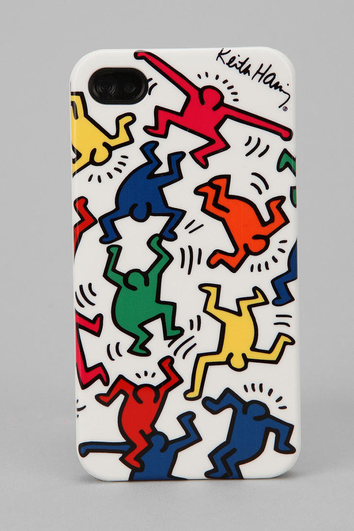 Case Scenario Keith Haring iPhone Case