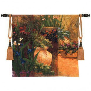 Fine Art Tapestries Evening Glow - O'toole, Nancy - 1411-WH