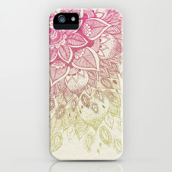 Lovely Lady iPhone & iPod Case by rskinner1122