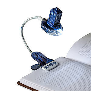 Doctor Who TARDIS Book Light