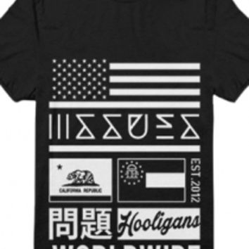 Worldwide Tee (Black)