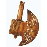 Amazon.com: Axe Museum Quality Jade Axe Phurba Dragons Treasure: Everything Else