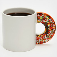 Donut Mug