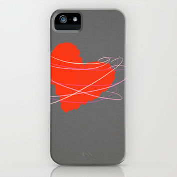 Cuori / Hearts 1 iPhone & iPod Case by Manara