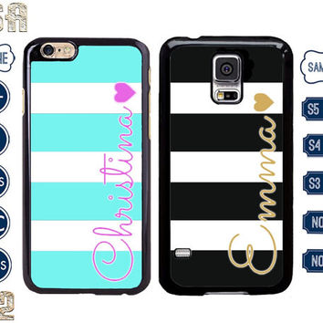 Personalized Your name iPhone 6 case , iPhone 6 plus case , iPhone 5 , 5s , 4s , Samsung galaxy note 3 case ,Samsung s5 , s4 i9500 , s3 C2