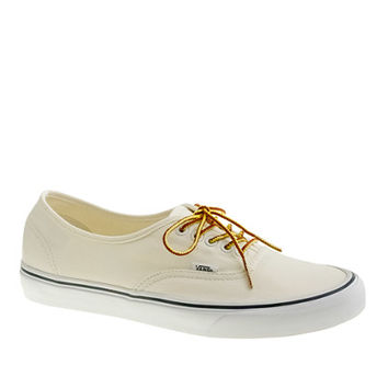 UNISEX VANS® FOR J.CREW CANVAS AUTHENTIC SNEAKERS