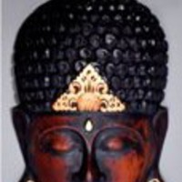 Eco-Friendly | Female Buddha Mask