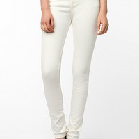 BDG Cigarette High-Rise Jean - White
