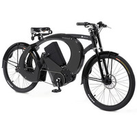 The Bavarian Electric Touring Bicycle
