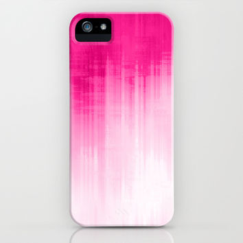 Pink iPhone & iPod Case by Ornaart