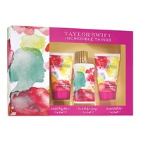 Taylor Swift Incredible Things 3-pc. Fragrance Gift Set - Women's (Multicolor)