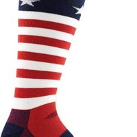 Darn Tough Captain America Striped Medium Socks - Men's
