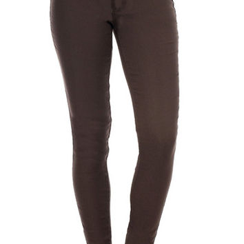 Perfect Fit Coffee Jegging | Posh Boutique