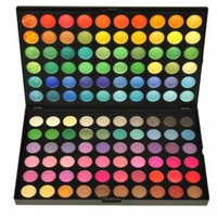 120 Colors - Eyeshadow Palette I