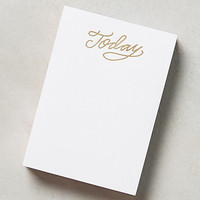 Daily Jotter by Anthropologie