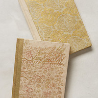 Metallic Shadows Journal by Anthropologie