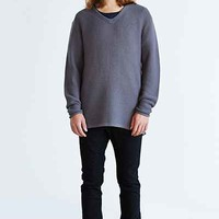Your Neighbors V-Neck Sweater - Urban Outfitters