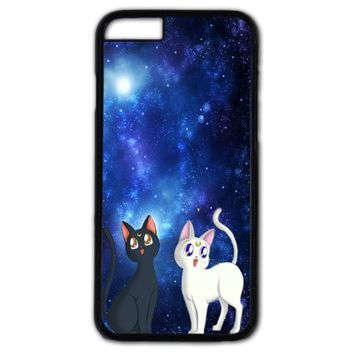 Danielcase-Galaxy Cat TPU case for iPhone 6-Personalized Case Cover-6 Colors Available