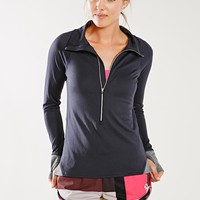 Without Walls Fleece Half-Zip Top - Urban Outfitters