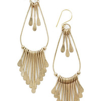 ModCloth Boho With A Little Help from My Fringe Earrings