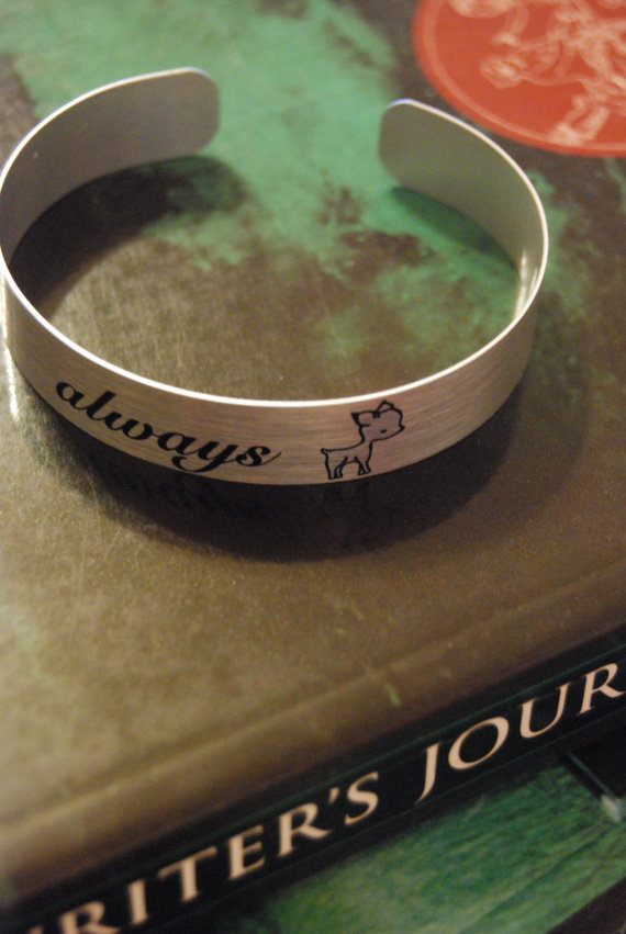 Harry Potter - Always Bracelet