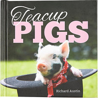 River Island Womens Teacup pigs book
