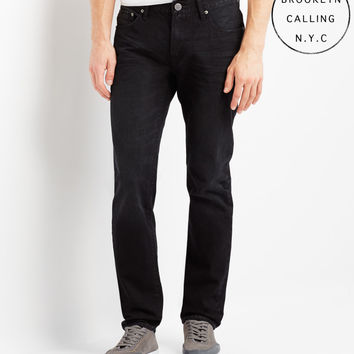 Brooklyn Calling Black Skinny Jeans