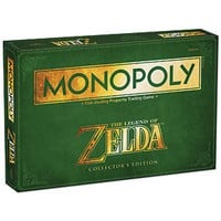 The Legend of Zelda Monopoly