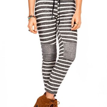 Stripe+Patch+Joggers