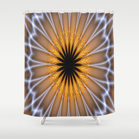 Inner Circle Shower Curtain by Chris' Landscape Images of Australia   Society6
