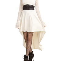 The Mortal Instruments: City Of Bones By Tripp Isabelle Ivory Dress