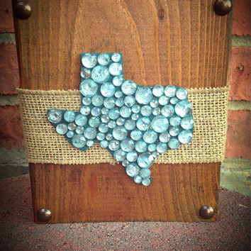 Texas Sign- Rustic Texas Wood Sign-Sale!!
