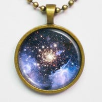 Galaxy Necklace - Nebula NGC 3603, .. on Luulla