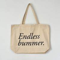 Endless Bummer Tote Bag » Funny, Bizarre, Amazing Pictures & Videos