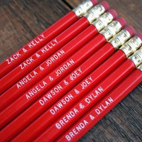 Teenage Power Couple Pencil Set
