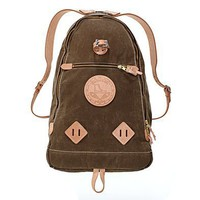 Women's ACCESSORIES - bags - Large Yuketen Triangle Backpack - Madewell