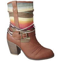 Women&#x27;s Mossimo Kalea Boot - Multicolor