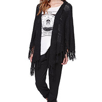 Rip Curl Lazy Day Fringe Cardigan at PacSun.com