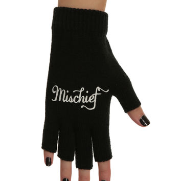 Harry Potter Mischief Managed Fingerless Gloves