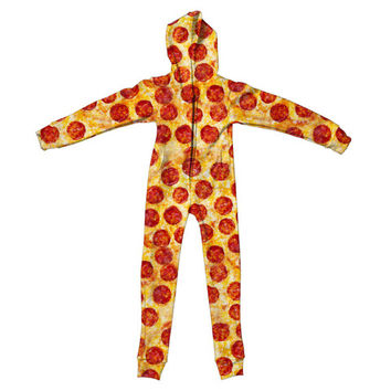 Party Pizza Youth Jumpsuit