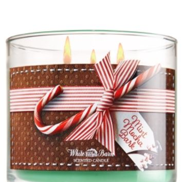 3-Wick Candle Mint Mocha Bark